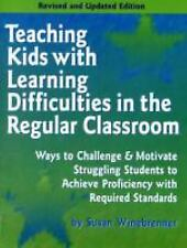 Teaching Kids with Learning Difficulties in the Regular Classroom