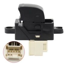 Single Electric Button Power Window Switch For Nissan Navara D22 1997-2012