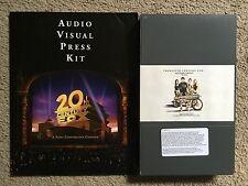Supercross, Audio Visual Press Kit- Fox, 2005 ,RARE with BETACAM Channing Tatum