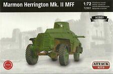 Attack 1/72 Marmon Herrington Mk II MFF Armoured Car