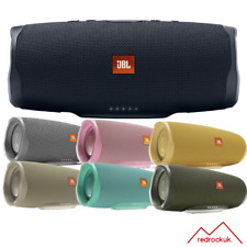 JBL Charge 4 Portable Bluetooth, Speaker Built In Power Bank, Black & Colours