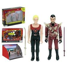 Flash Gordon and Ming Hawk City Scene 3 3/4-inch Action Figure Set SDCC