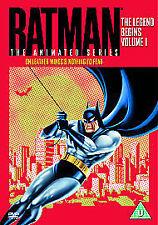 Batman The Legend Begins Volume 1