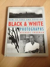 MICHAEL FREEMAN, BLACK & WHITE PHOTOGRAPHS