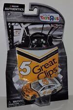 2017 KASEY KAHNE DARLINGTON THROWBACK #5 GREAT CLIPS NASCAR AUTHENTICS 1:64