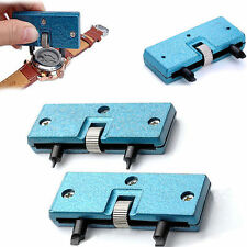 Watch Opener Remover Multifunction Adjustable Rectangle Wrench Repair Kit Tool