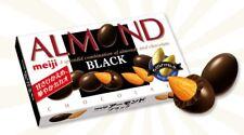 2 packs of Meiji Almond Dark Chocolate
