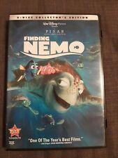 Finding Nemo 2-Disc Collector's Edition (Dvd, 2003, 2-Disc Set)