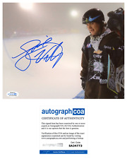 Louie Vito X-Games Gold Olympic Snowboarding Superpipe Signed 8x10 Photo ACOA B