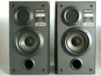 Studiocraft 200ST Made by Bose 2 Way Speaker Set Monitor Bookshelf Vintage GC