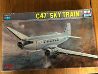 ESCI C-47 Skytrain 1:72 Scale Model Kit #9052