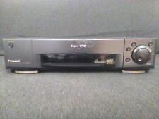 PANASONIC NV-HS900 MITICO VIDEOREGISTRATORE S-VHS STEREO HI-FI- NON FUNZIONANTE