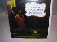 The Great Vocalists of the Big Band Era Longines Symphonette SY 5207 NM / VG