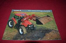 Case International MXU100 MXU110 MXU125 MXU135 Tractor Dealer's Brochure AMIL2
