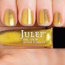 NEW! Julep nail polish GOLDIE Nail Vernis Full-coverage gilded microglitter