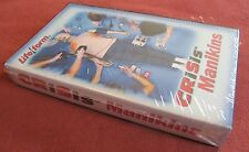 Life/form Crisis Manikins VHS Video NEW Complete Resuscitation Systems CPR  CRS