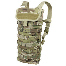 Condor HC Multicam Molle Water Hydration Carrier Backpack w/ Shoulder Straps