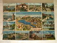 AK Bodensee, Lindau, Konstanz, Mainau ..., Großformat, ca. 20,9 cm x 14,6 cm