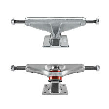 """Venture Skateboard Trucks 5.0 V-Hollow Polished Low Silver 7.62"""" Axle - Pair"""