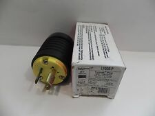 NEMA L10-30P P&S L1020-P 30 Amp 1 PH  125/250 V 3 P 3 W Twist Lock Male Plug