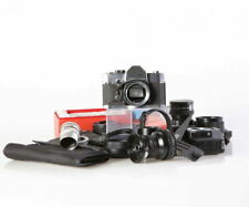 New ListingLot of Miscellaneous 35mm Camera Bodies & A Variety of Accessories - Ai