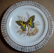 Churchill Sampsonite Collectors Plate BUTTERFLY #4