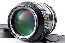 *EXC++++* Nikon Nikkor Ai 105mm f/2.5 MF Lens From Japan #504