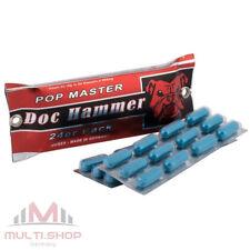 DOC HAMMER Pop Master 24 Kapseln Potenzmittel Ausdauer Verlängerung TOP Erektion