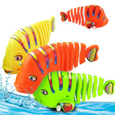 Swing Dolls Colorful Large Pendulum Fish Wind-up Toy Gift Favor for Baby/Kids