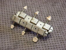 Vintage Gibson Kluson Deluxe Strip Tuners Single Line 1950s need buttons