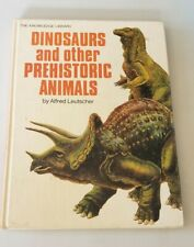 Dinosaurs And Other Prehistoric Animals Hardcover Bpok