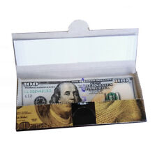 Rolling Papers 3 x 10 pcs Total 30 pcs  $100 Dollar Bill Plus Filter Tips