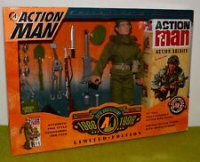 HASBRO ACTION MAN 30th ANNIVERSARY ACTION SOLDIER 1966-1996