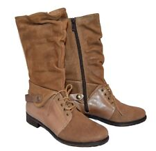 SOFTWAVES Stiefel Gr 41 Winterstiefel  100% Leder EDEL BEQUEM 199,- Euro MS230