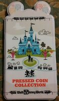 Disney Parks - Disney World WDW Pressed Coin Penny Collection Holder Book NEW