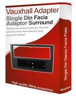Vauxhall Astra H stereo radio Facia Fascia panel plate trim CD surround adaptor