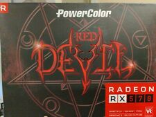 PowerColor Red Devil Radeon RX 570 4GB GDDR5 Graphics Card (4GBD53DHOC)