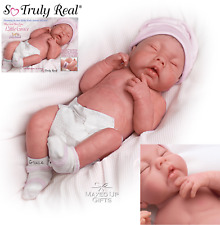 Ashton Drake Baby Doll anatomiquement correct May God Bless You Little Grace