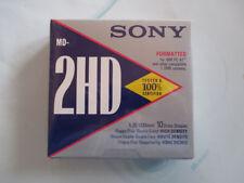 Sony Floppy Disk 5 25 FDD 2hd Double Sided High Density 1.2mb