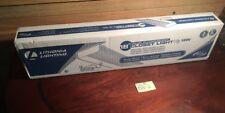 NEW Lithonia Lighting 1-Light White Fluorescent Ceiling Closet Flushmount 186PEY