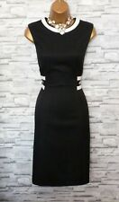 HOBBS Navy Dress size 14