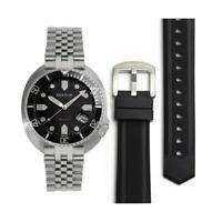 Heritor Matador Automatic Black Dial Men's Watch HERHR9301