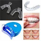 Dental Trays LED Light For Teeth Whitening Tooth Bleaching Kit Carbamide Gel