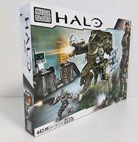 Mega Bloks Halo Wars UNSC Mantis Building Set 97115 - 443 Pieces - New & Sealed