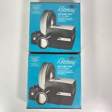 Sawyers Rototray 100 Slide Tray Holds 2 x 2 slides Lot of 2 New In Package