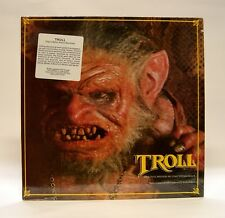 TROLL~ RARE Original LP Soundtrack (In Shrink)1985 Restless 72991-1 Richard Band