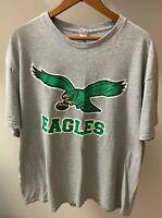 Vintage NFL Philadelphia Eagles T-Shirt - Fits Like Adult Large (tag is XL)
