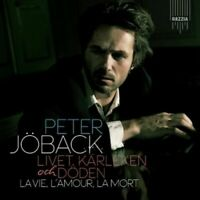 Peter Joback: Livet Karleken Och Doden: La Vie L'Amour La Mort - CD* FREE POST**