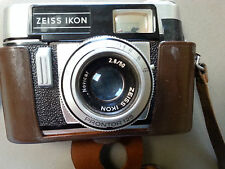 ZEISS Vintage 35mm Cameras