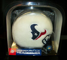 Huston Texans Helmet Golf Club Head Cover NFL